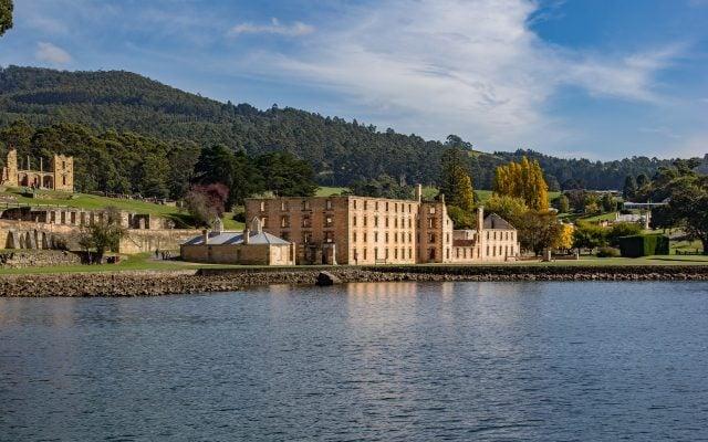 Port Arthur penitentiary, Tasmania
