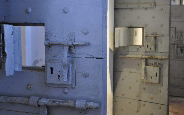 Prison cell doors